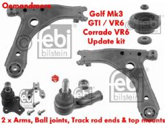 Front Suspension Update Kit Level 2 GTI/VR6 Febi